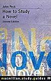 How to Study a Novel (Palgrave Study...