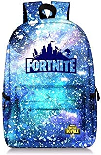 Fortnite Cool Backpack School Bags for Boys Schoolbags Lunch Bag for Teenagers