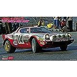 HASEGAWA 20268 1/24 Lancia Stratos HF 1977 Monte Carlo Rally Ltd