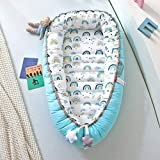 N-B 50x85cm Cuna Baby Nest Boy Cuna Babyfond Nursery Baby Bassinet Colchón