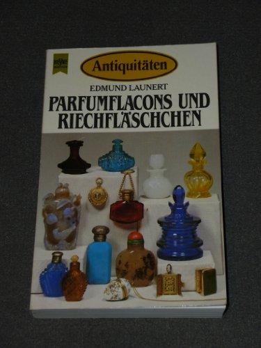 Antiquitäten. Parfumflacons und Riechfläschchen.