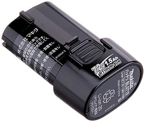 マキタ リチウムイオンバッテリBL0715 7.2V 1.5Ah A-61254