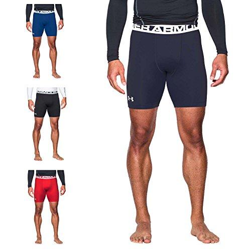 Under Armour Herren Bandagen ColdGear Compression Shorts, schwarz, XXL