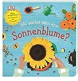 Wie wächst denn eine Sonnenblume?: Schau, wie groß du bist! Mit Messlatte zum Aufhängen