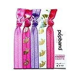 PopBand - 5er-Pack Haarbänder - Einhorn