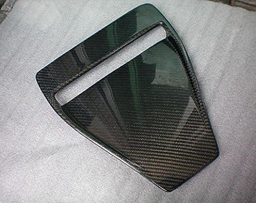 Carbon Fiber Hood Scoop