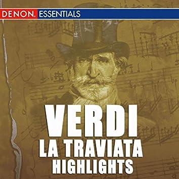 Verdi: La Traviata Highlights