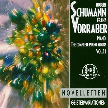 Robert Schumann: Complete Piano Works 11