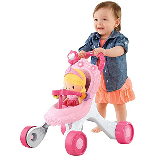 Fisher-Price DGM71 Princess Mommy Geschenkset