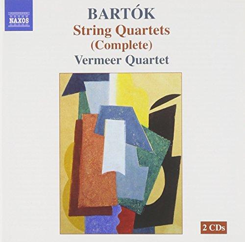 Vermeer Quartet - Cpte String Quartets