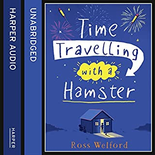Time Travelling with a Hamster cover art