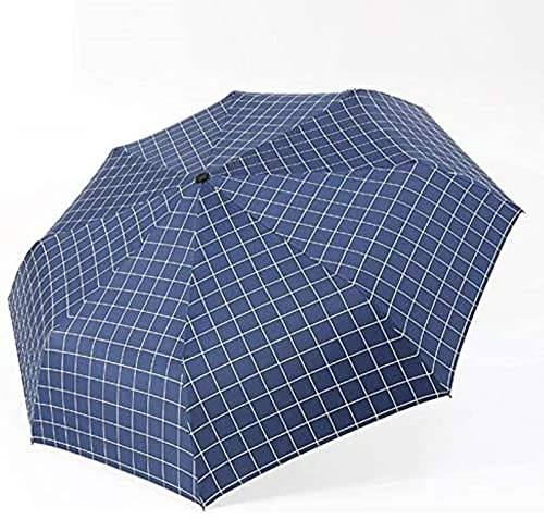 Paraguas Sombrillas automáticas Protector Solar Sombrillas Frescas pequeñas Lluvia y Lluvia Protección...