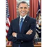 Souza Portrait US President Barack Obama Photo Large Wall