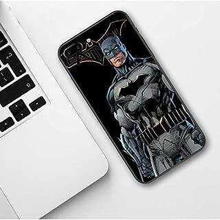 Marvel Venom Iron Man Spider-Man Batman Deadpool Soft TPU Cover Phone Case for iPhone X SE 5 5S 6 6S Plus 7 8 Plus XR XS MAX-TPU-for iPhone 6 6S
