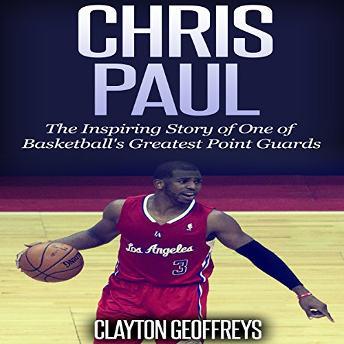 Chris Paul audiobook cover art