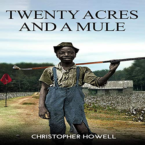 Twenty Acres and a Mule audiobook cover art