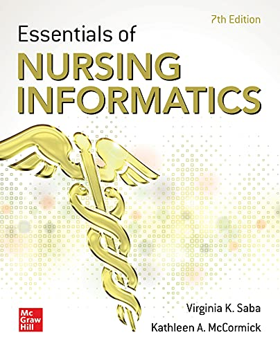 51S1mG1WHOS - Essentials of Nursing Informatics, 7th Edition