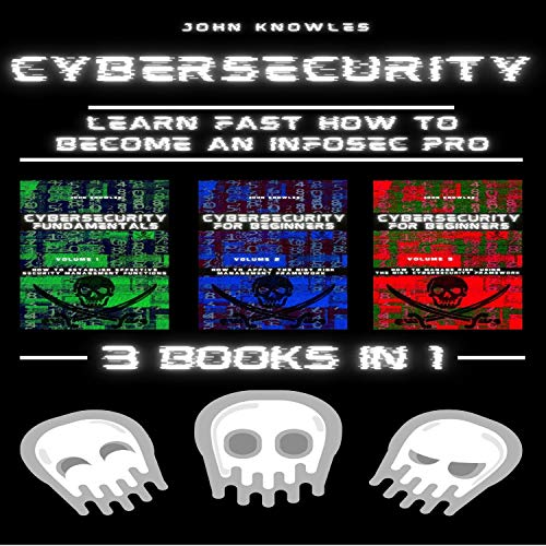 Cybersecurity Audiobook By John Knowles cover art