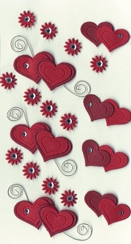 Artoz Artwork 3D Motiv-Sticker,