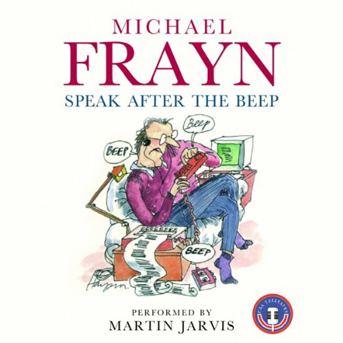 Speak after the Beep audiobook cover art