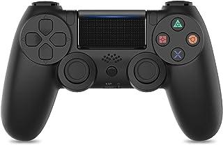Manette PS4, VINSIC Contrôleur de Jeu sans Fil Wireless Gamepad avec USB Rechargeable pour Playstation 4/PS4 Slim/PS4 Pro/PS3