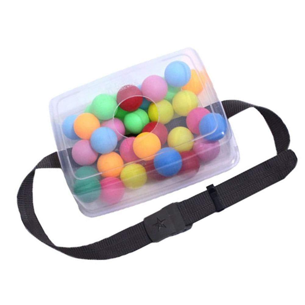 sPuPart vibrador para Juegos de Tenis de Mesa, Accesorios de Actividades para Padres e Hijos, con Cintura Atada: Amazon.es: Hogar