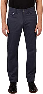 Weatherproof Vintage Men's 5 Pocket Twill Pant