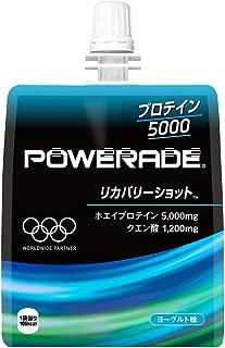 コカ・コーラ パワーエイド リカバリーショット 180g パウチ ×24本