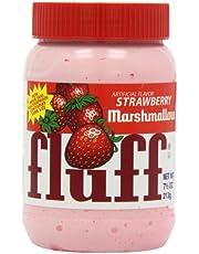 Fluff Strawberry Fluff 212 g (paquete de 4)