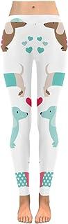 VNASKL Low Waist Leggs Leggings for Women Slimming Leggings for Women Cute Panda Patter