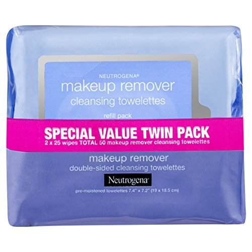 Neutrogena Make-Up Remover Cleansing Towelettes 25 X 2