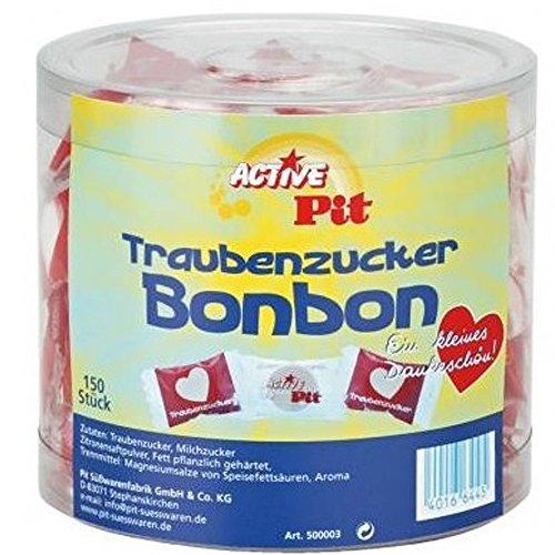 Active Pit Herz Traubenzucker Bonbon - DDR Traditionsprodukte und DDR Waren