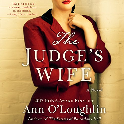 The Judge's Wife audiobook cover art