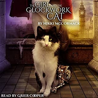 The Girl and the Clockwork Cat                   By:                                                                                                                                 Nikki McCormack                               Narrated by:                                                                                                                                 Grier Cooper                      Length: 7 hrs and 37 mins     Not rated yet     Overall 0.0