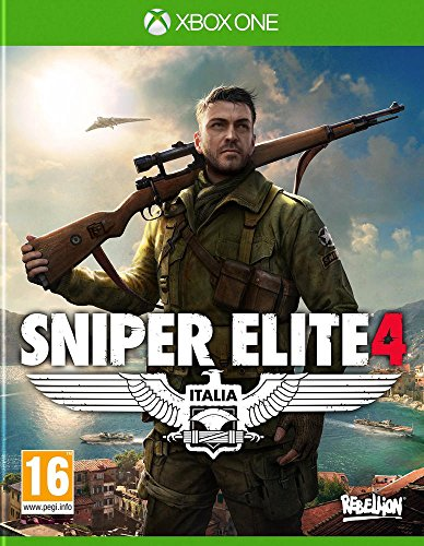 JEU Console JUST FOR GAMES Sniper Elite 4 Xbox ONE,966506