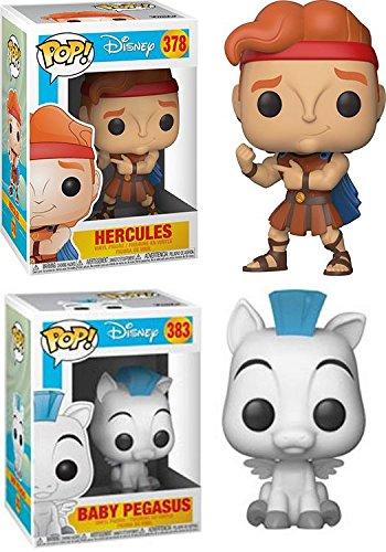 Funko POP! Disney: Hércules: Hércules + Pegaso bebé