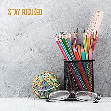 Stay Focused – Smooth Background Jazz Ideal for Home Office