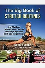 Big Book of Stretch Routines Spiral-bound