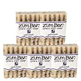 Indigo Wild Zum Bar Goat's Milk Soap, Patchouli - 5 Pack