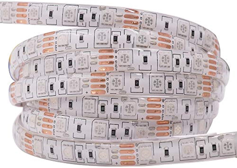 Led Bnder 10 Mt Led-Streifen 60 Leds M 2835 Smd Led-Streifen Licht Rgb Led-Streifen Wasserdicht + 20 Key Ir Rgb Music Controller + Eu-Stecker