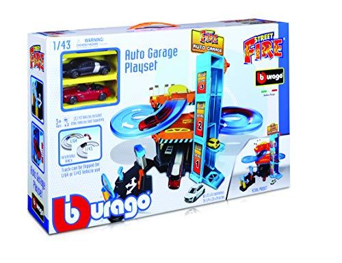 Bburago Maisto France Auto Garage-Echelle 1/43, 30361, Unique