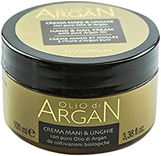 Phytorelax Crema de Manos Argan Oil 100.0 ml