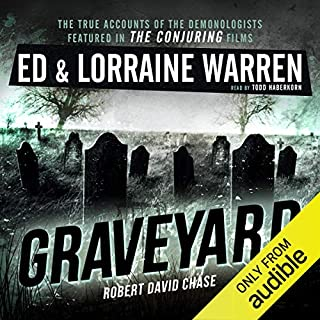 Graveyard audiobook cover art