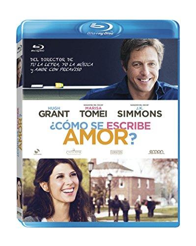 ¿Cómo Se Escribe Amor? [Blu-ray]