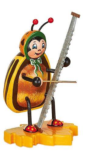 Hubrig nieuwigheid 2014 - miniatuur aardappelkever zingende zaag Ertsgebergte