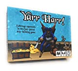 YARR HARR! by Skill Board Games - Light Strategy, Pirate Ship Card Game for Kids and Adults, Great for Family Game Night, 2-6 Players, 15-30 Min, Ages 8+