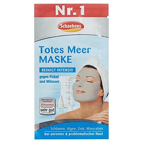Schaebens Totes Meer Maske, 15 ml