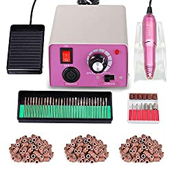 Top 10 Best Electric Nail Drills Of 2018 Reviews