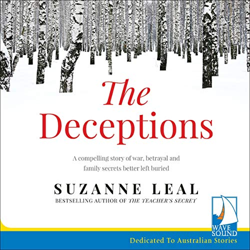 The Deceptions audiobook cover art