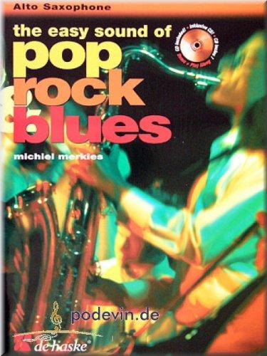 THE EASY SOUND OF POP ROCK & BLUES - Altsaxophon Noten [Musiknoten]